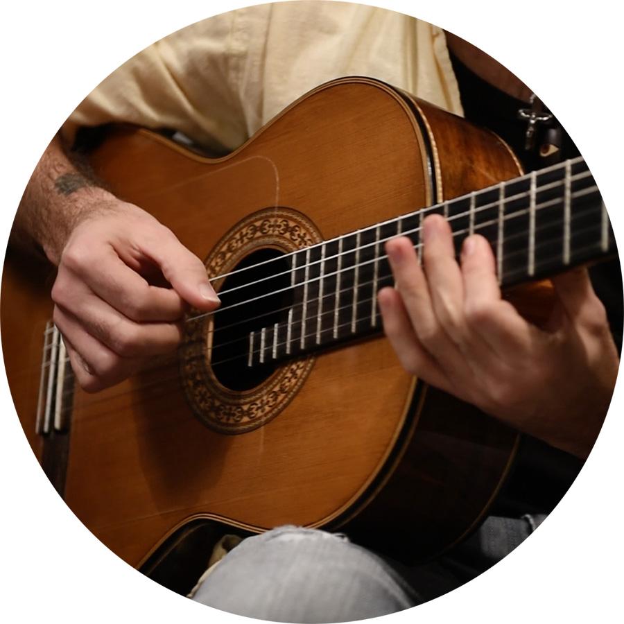 Klassische Gitarre als Instrument lernen: School of Music Kulmbach