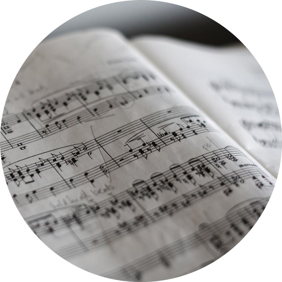 Musiktheroie lernen: School of Music Kulmbach
