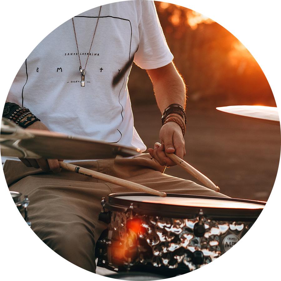 Schlagzeug als Instrument lernen: School of Music Kulmbach