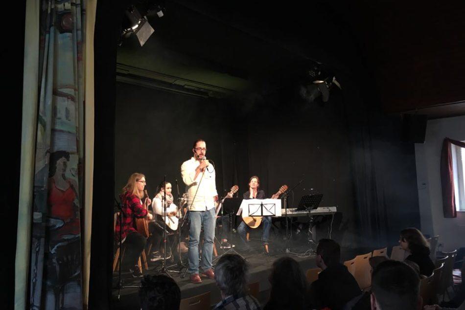 Jahreskonzert 2018 der School of Music Kulmbach