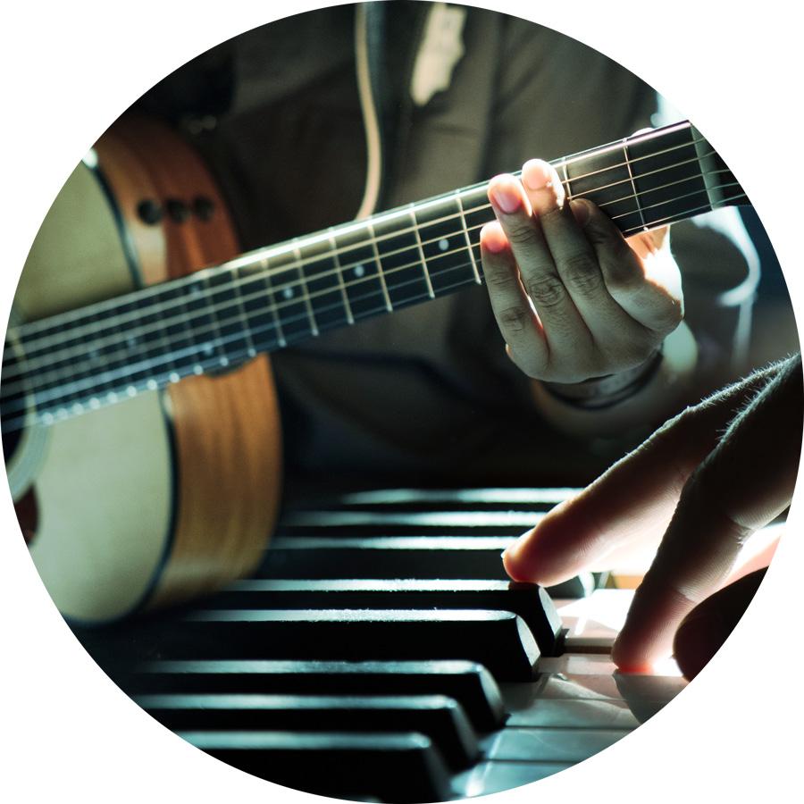 Kostenlose Probestunde: School of Music Kulmbach