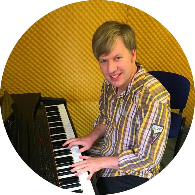 Tim Schäftlein / School of Music Kulmbach