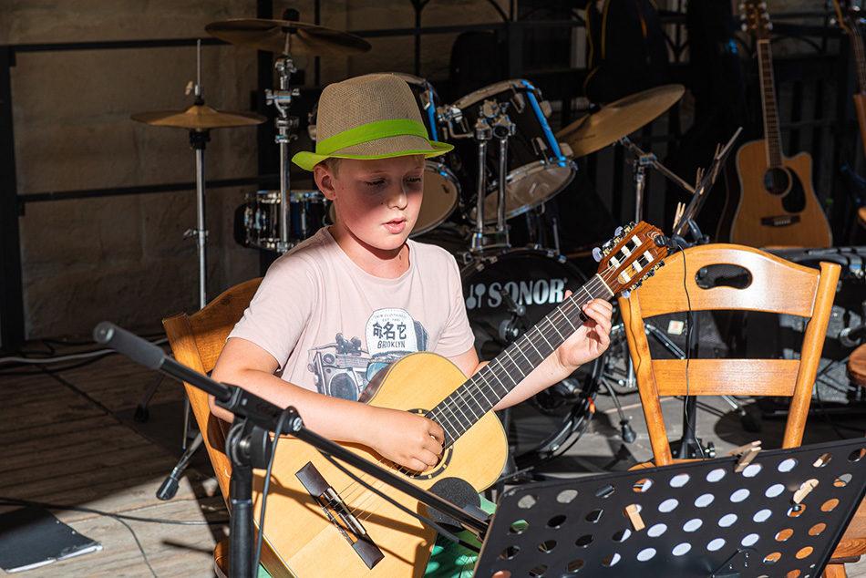 Kommerkonzert 2019 der School of Musik Kulmbach