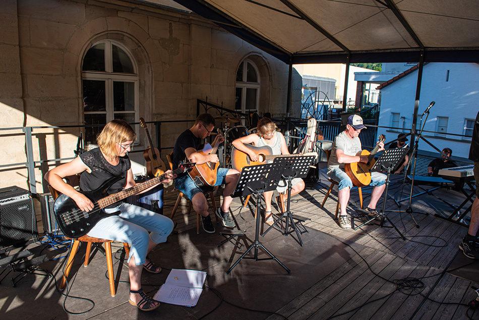 Sommerkonzert 2019 der School of Music Kulmbach